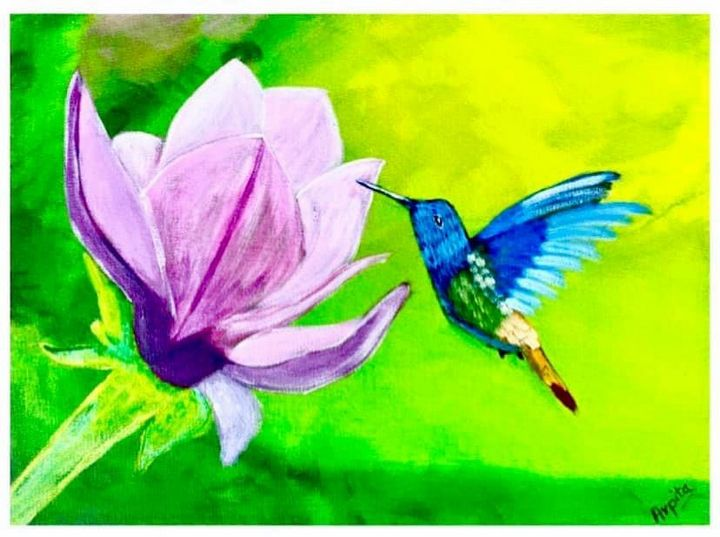 Flower - World_Of_Arpita