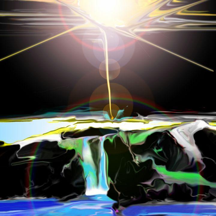 RAYS OF LIGHT - Gryan1569