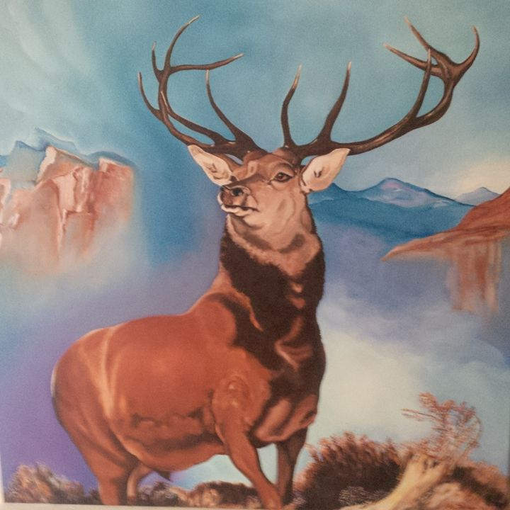 The Stag - ROB~ART