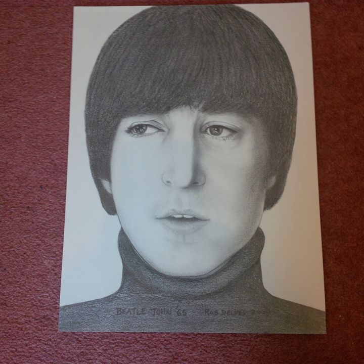 John Lennon - ROB~ART