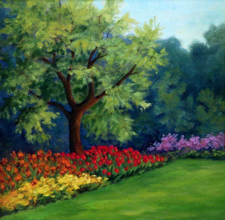 Springtime - Vicki Van Vynckt
