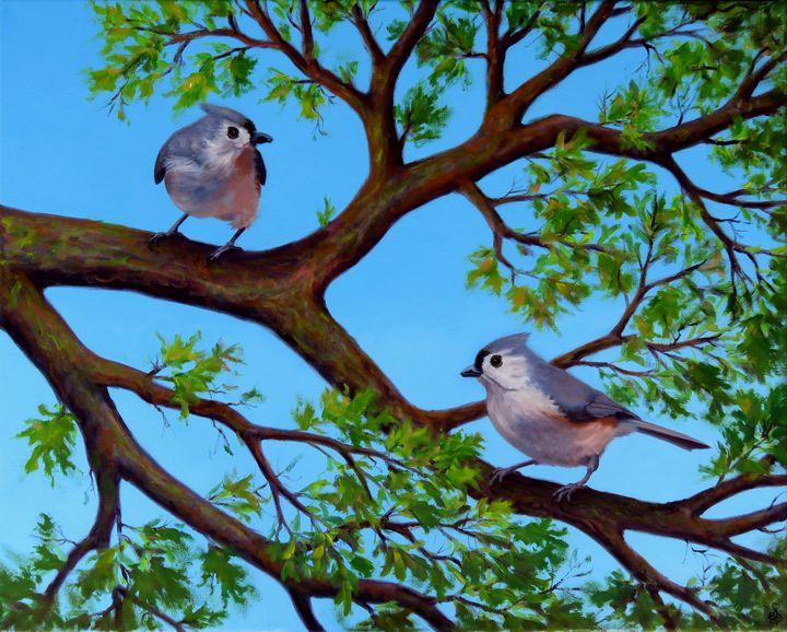 Life in the Trees - Vicki Van Vynckt