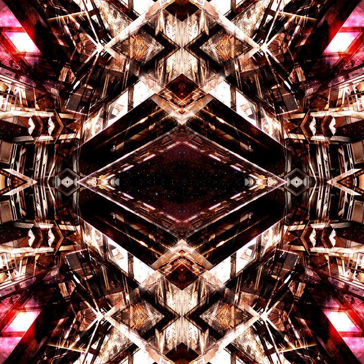 Tesseract - Stratos Design