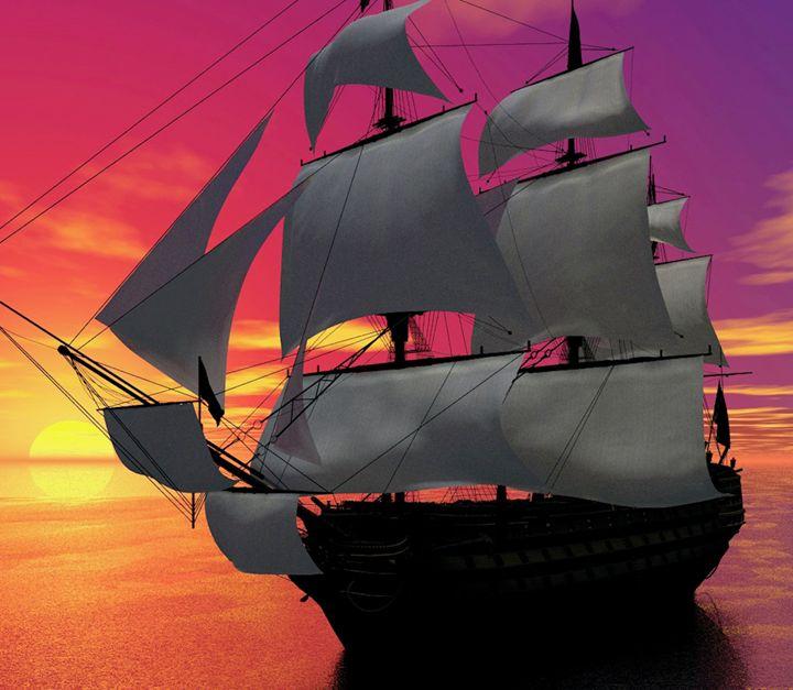 Sailor's Delight - Gene Osburn's Renders