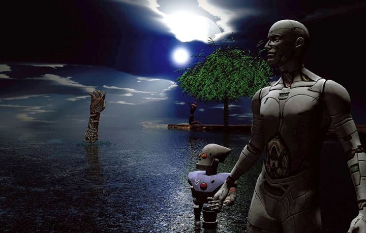 The Goodbye Eternity - Gene Osburn's Renders
