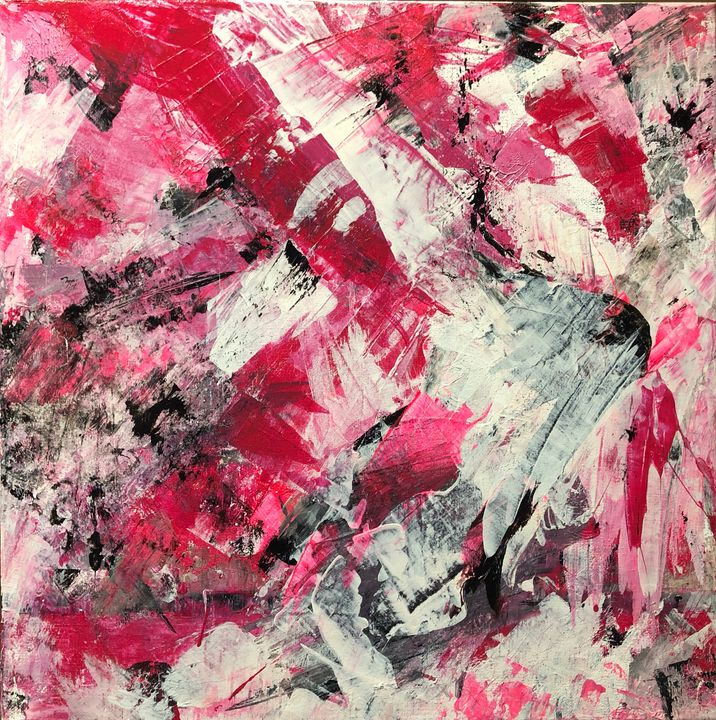 Falling in love - Sabrina's Fine Art Studio