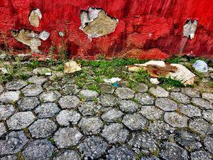 Road still life-2
