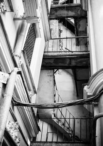 Old staircases