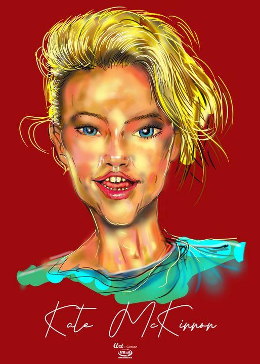 Kate McKinnon - Neil G Smith Art