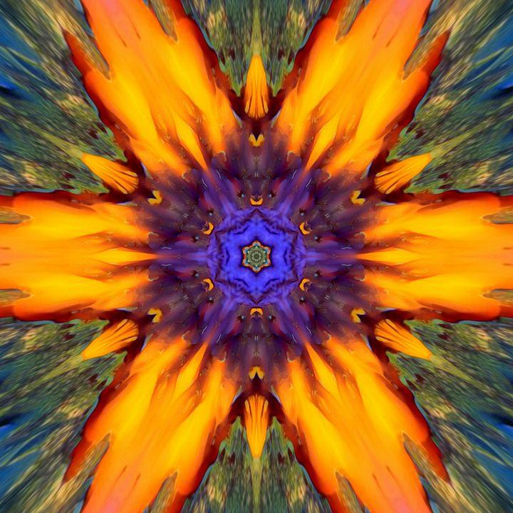 Sunflower love - Wonderlust Artwork