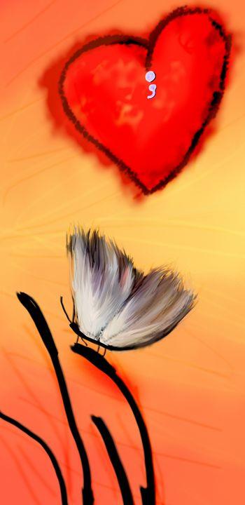 Choose love - Wonderlust Artwork