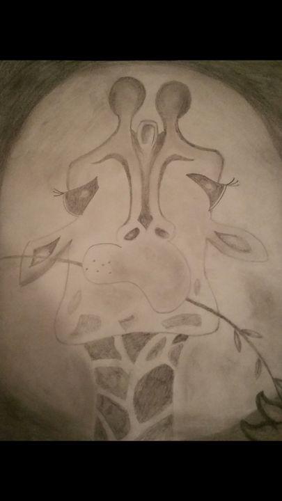 Giraffe - Brittany