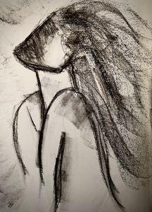 Unknown Woman Figure