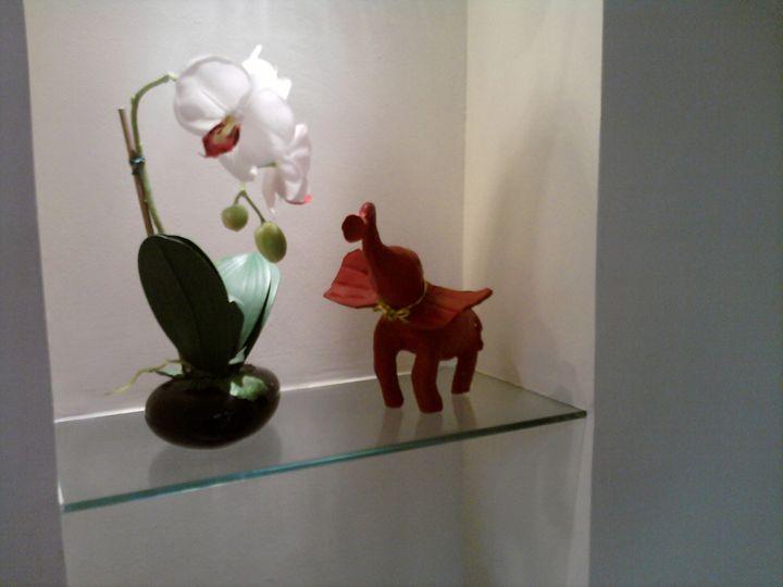 red elephant - Israel