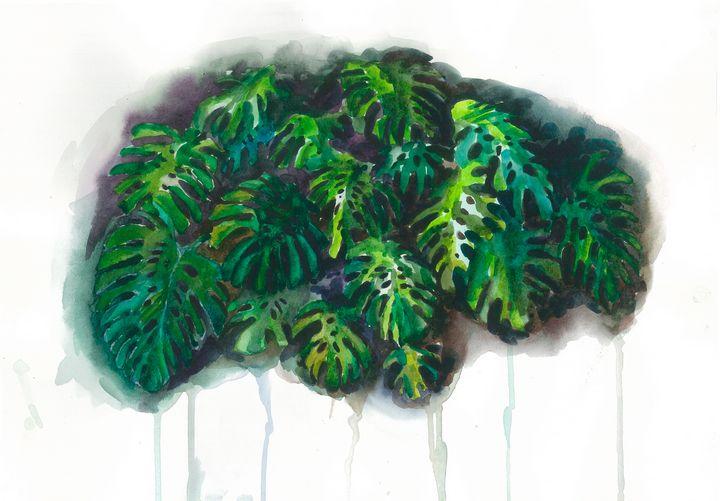 Wild Plant - Artsylina