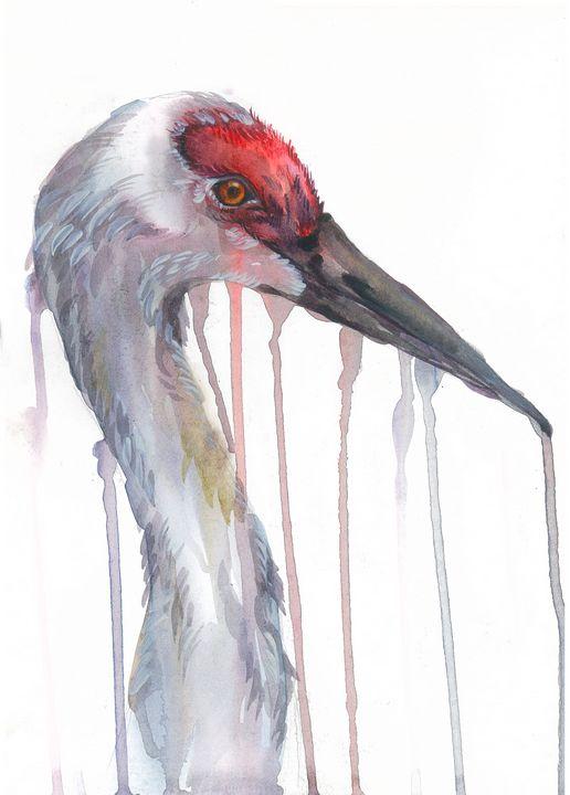 Crane - Artsylina