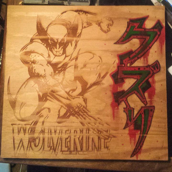 Wolverine - Radicon