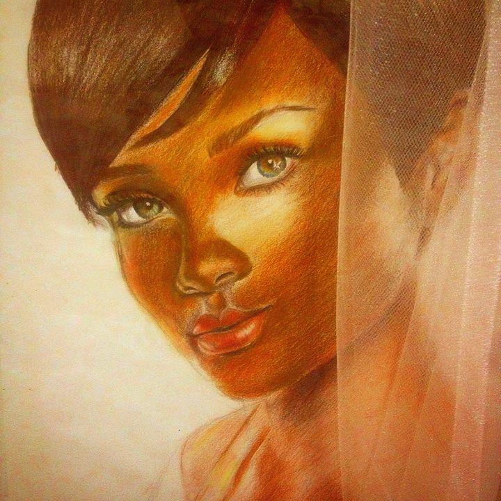 Rihanna - Persianartist95