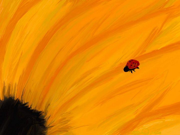 Sunflower 🌻 - MckaylaBarkleyArt