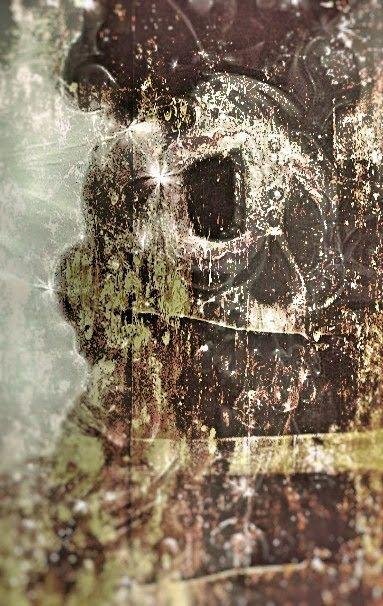 skull through the verse - ArtOfSprague