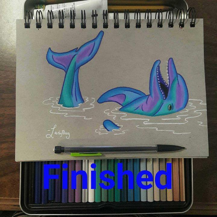 Dolphin Paradise - Ladybug Delatorre