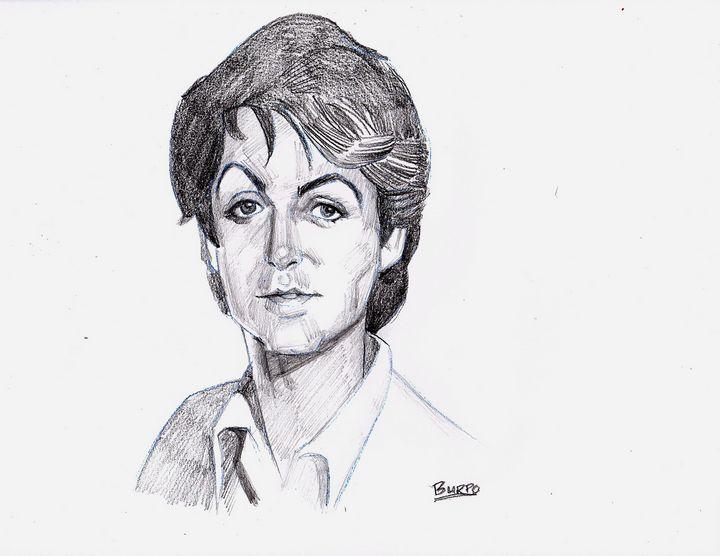 Paul McCartney - burpo