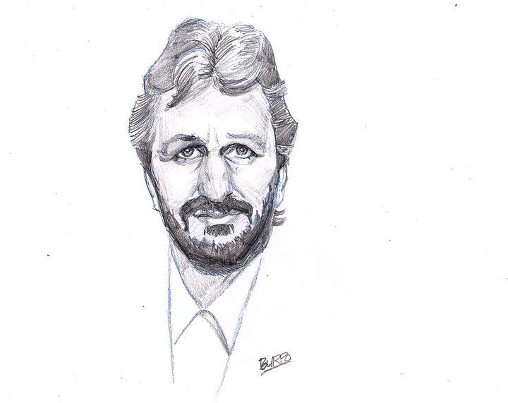 Ringo Starr - burpo