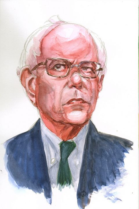 Bernie Sanders - burpo