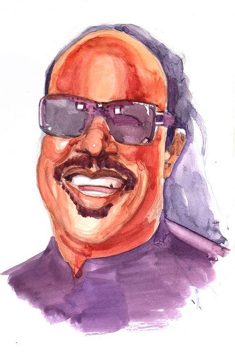 Stevie Wonder - burpo