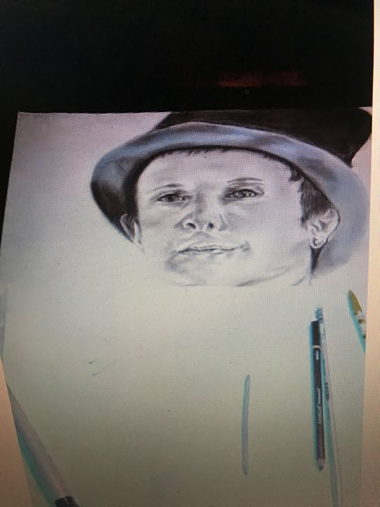 Drawing Levi - DJO ART