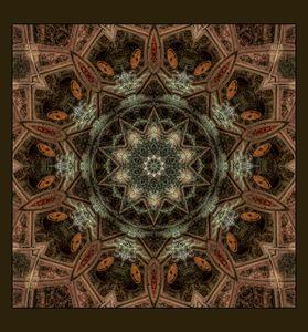 Dome Mandala - Barrington R DeMers