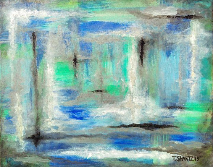 Turquoise Dream - Tatsianas Art NatureHub