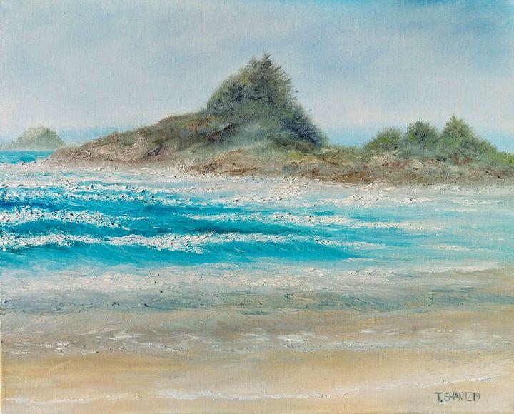 Tofino, Bay Beach, Brunch View - Tatsianas Art NatureHub