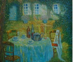 Evening table
