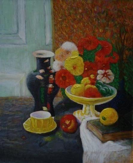 Still life - Vas Apilats