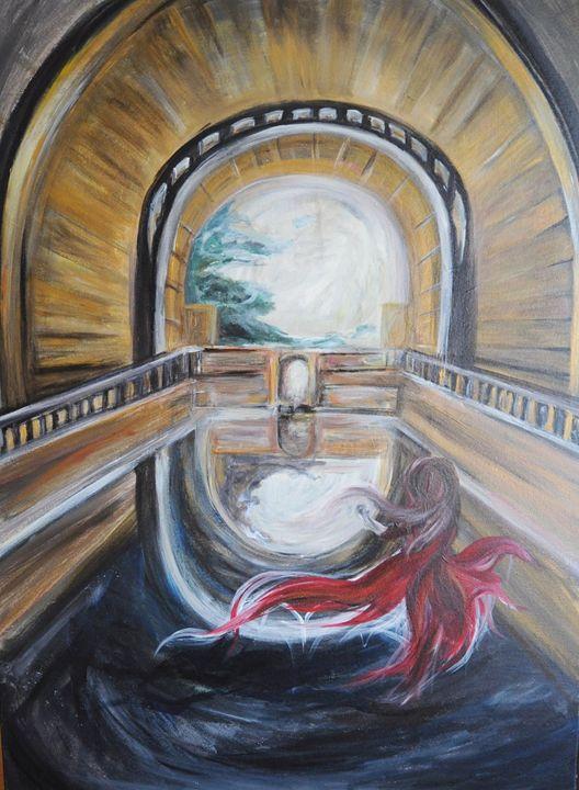 Escape - Egle's art works gallery