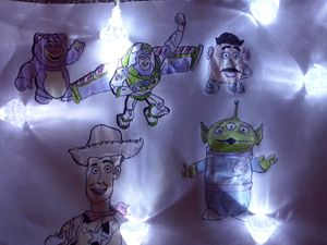 toy story and friends :)