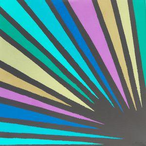 Inverted Rainbow Rays