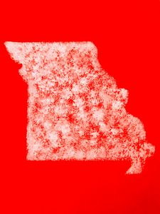 Missouri on Red