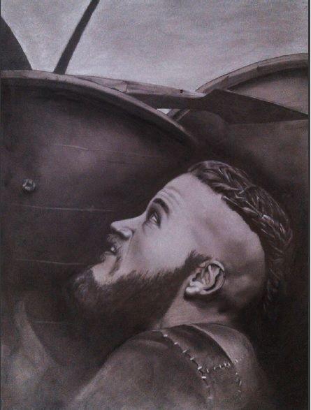 Ragnar Lodbrock - Fran J Perez