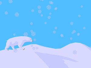 Polar Bear - Kathy Gold Art