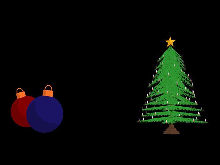 Christmas Tree - Kathy Gold Art