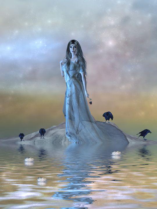 Forever More - Kathy Gold Art
