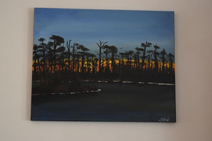 Mystical Sunset - TDW Art