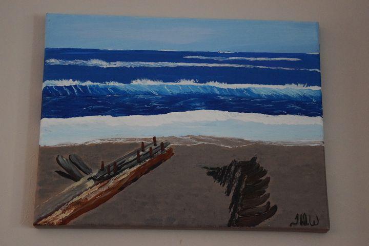 O'Keefe Shipwreck - TDW Art