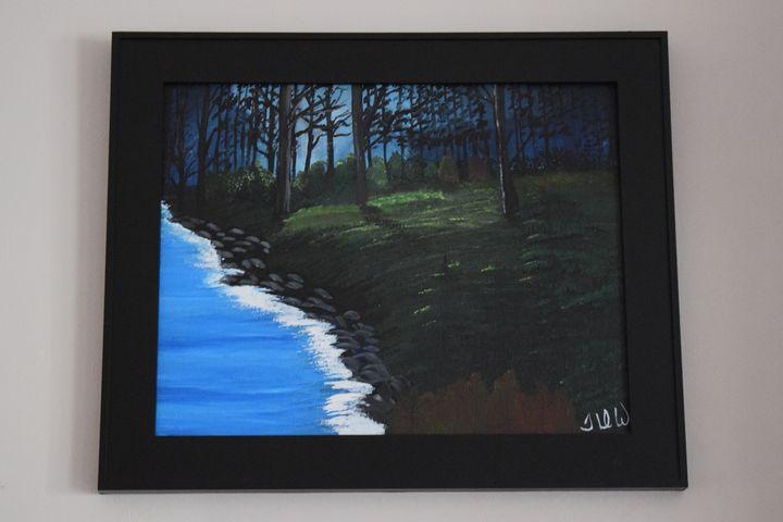 Lazy Creek - TDW Art