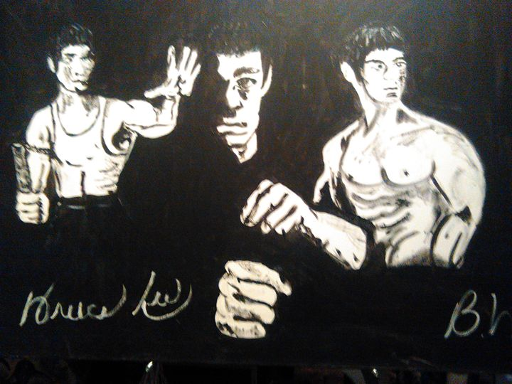 Bruce Lee - bruce williams