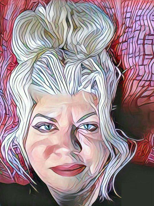 it's me - MyArt: Brenda Knoll