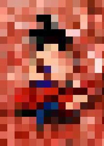 Son Goku Dragon Ball Z Super