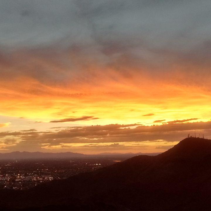 Sunset - Zarx